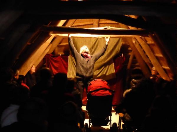 Contes de Noël dans le Lochen de Meneham - Marché de Noël - Avel Deiz